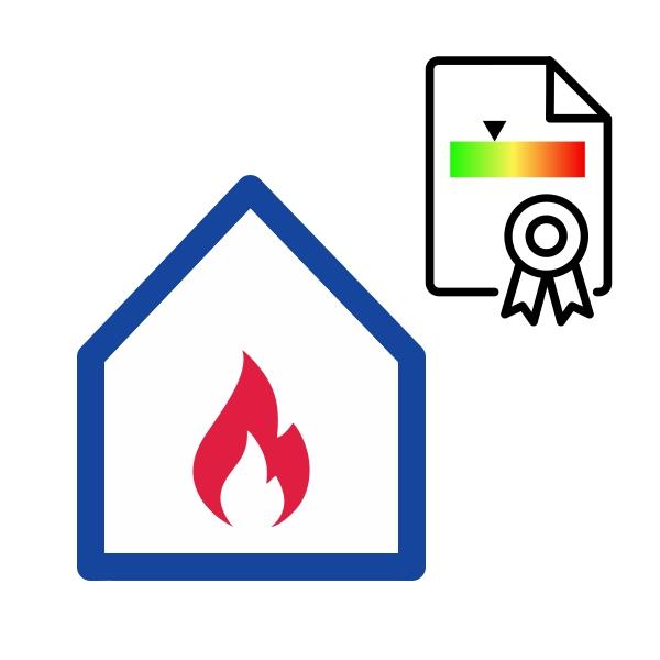 Verbrauchsbasierter Energieausweis für Wohngebäuse